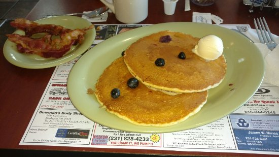 Mr B's Pancake House