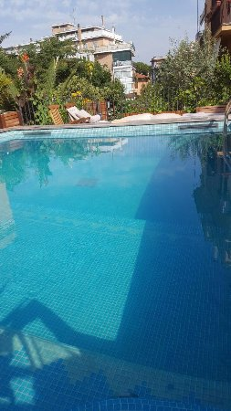Palm Gallery Hotel: PISCINA
