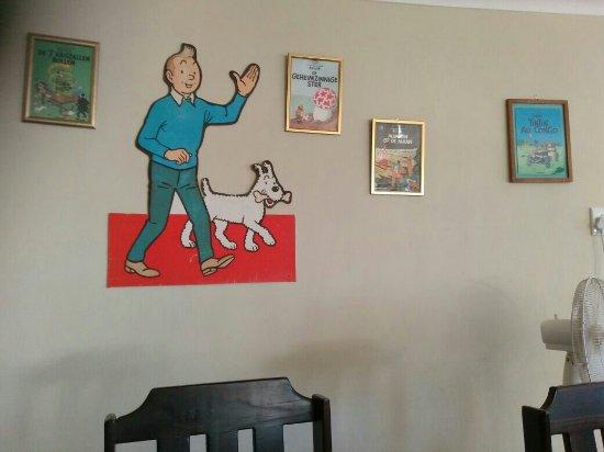Barberton, جنوب أفريقيا: Memories of Belgium