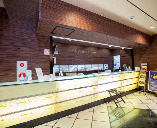 Hotel Chuo Oasis Osaka Review