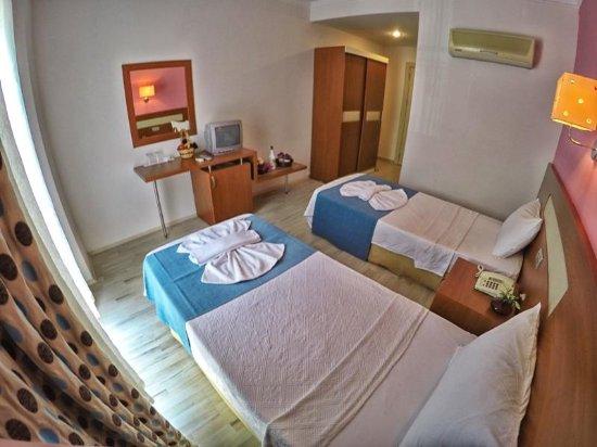Bilgin Hotel: STANDART İKİ YATAKLI ODA