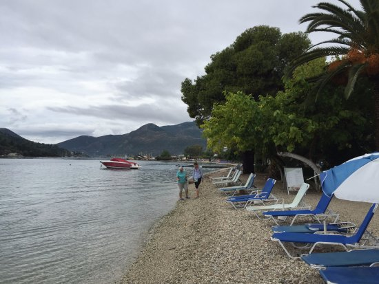 ΑΥΡΑ ΜΠΙΤΣ: Avra Beach Hotel at Nydri, Lefkada