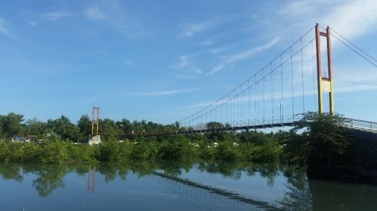 Hanging Bridge of San Agustin