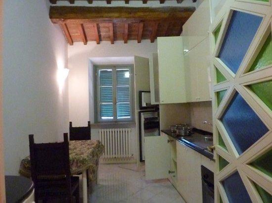 Palazzo Dell'Opera: Appartamento Il Don Giovanni - cucina