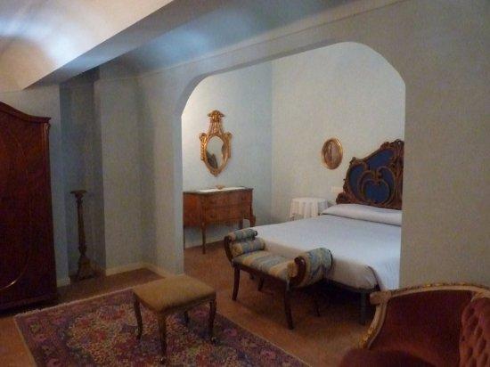 Palazzo Dell'Opera: Appartamento Il Don Giovanni - camera matrimoniale