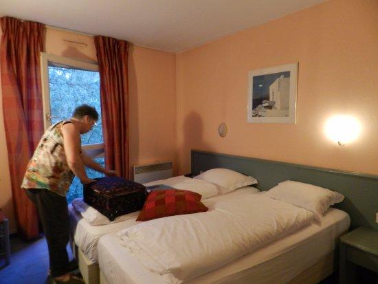 Erstein, Frankrig: Literie confortable