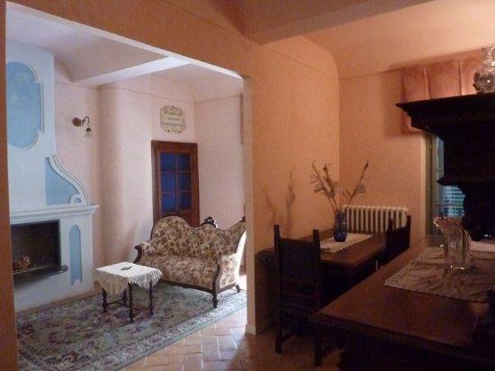 Palazzo Dell'Opera: Appartamento Maestro Puccini - salone soggiorno