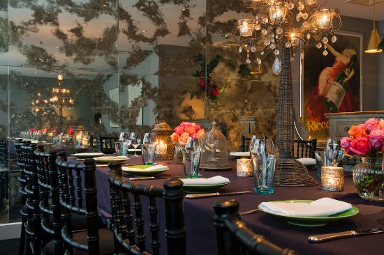 Santini Restaurant Private Dining Room