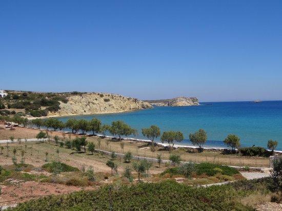 Hohlakoura Beach