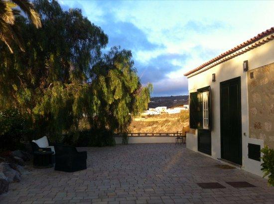 Arico, España: Patio principal