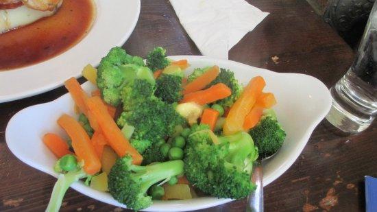Milltown, Irlanda: Gemüsebeilage