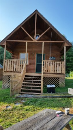 Laurel Springs, NC: White Tail cabin