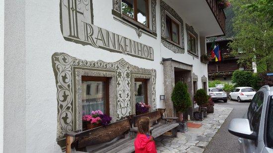 Pension Frankenhof Foto