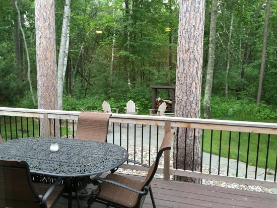 Nisswa, MN: Our cabin at Grand View Lodge