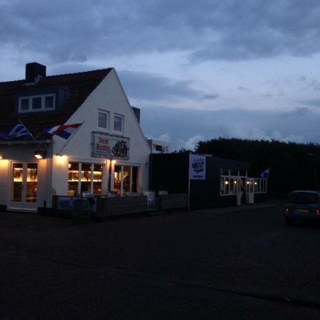 Westkapelle, Niederlande: Zeeuws Mosselhuis by night