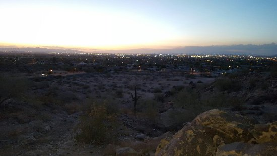 South Mountain Park: 20160702_200732_large.jpg