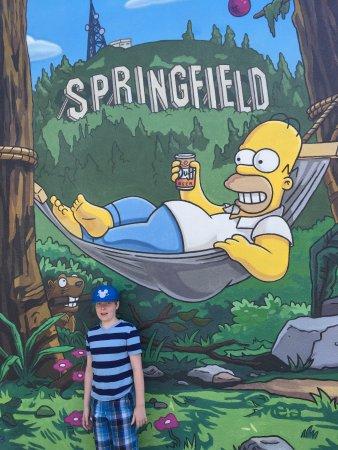 Bilde fra Springfield