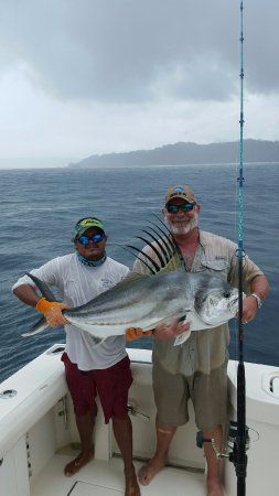 Fish Drake Bay - Reel Escape: William's Rooster Fish