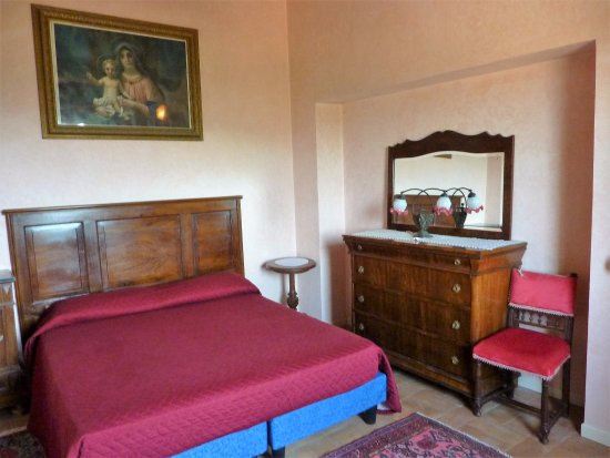 Palazzo Dell'Opera : Appartamento La Tosca - camera matrimoniale