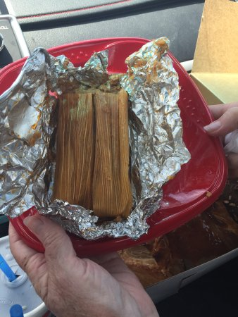 Mission, TX: Best tamales!!