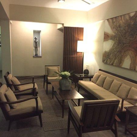 Taru Villas - Lake Lodge : Sitting room