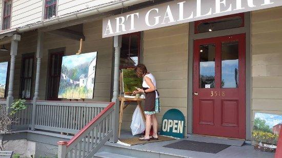 Julia Swartz Art Gallery Photo