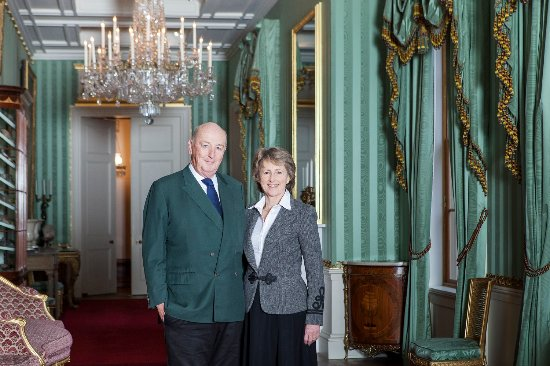 Beeley, UK: Owned by The Duke & Duchess of Devonshire