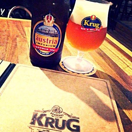 Krug Bier : cerveja Krug