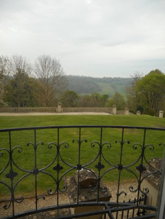 Monkton Combe, UK: Wonderful views