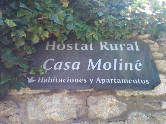 Foto de Hostal Rural Casa Moline