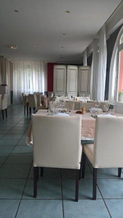 Saint-Jean-en-Royans, Francja: salle a manger