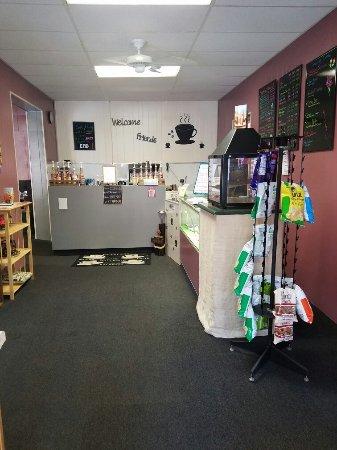 Smethport, Pensilvania: The Hubber Cafe