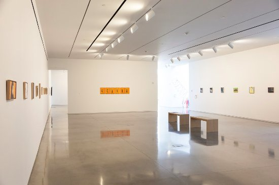 Alex Katz//small paintings--opening Exhibition - Picture of Center ...