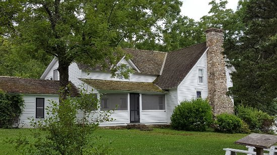 Laura Ingalls Wilder Historic Home and Museum: 20160712_122248_large.jpg