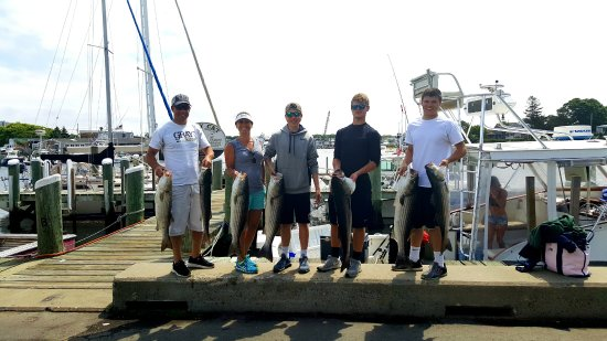 Helen h deep sea fishing day tours hyannis 2018 all for Helen h deep sea fishing