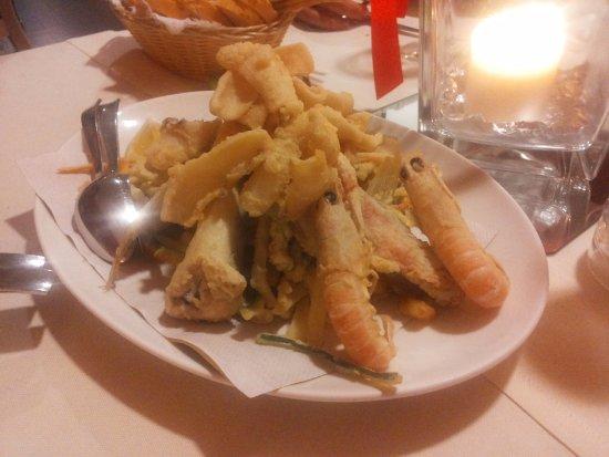 Montecassiano, Italie : Frittura