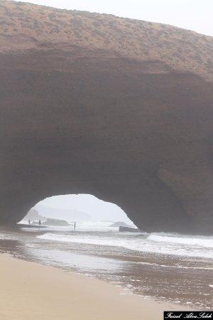 Legzira Beach: Playa de Legzira