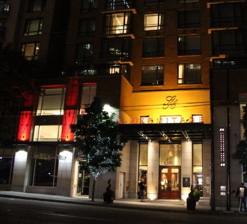 Foto L'Hermitage Hotel