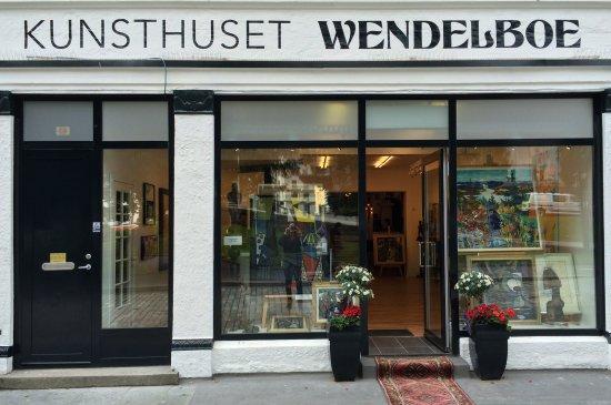 Kunsthuset Wendelboe