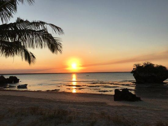 Quirimbas National Park, Mozambique: Sunset at Situ