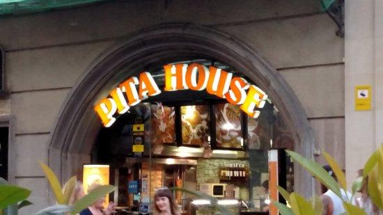 Pita House: Loja fisica