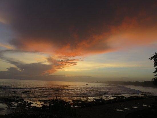 Tola, Nicaragua: Sunset