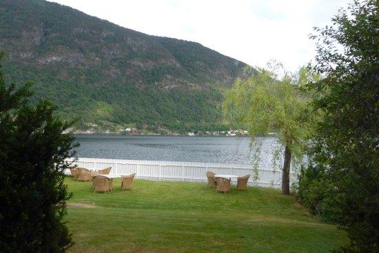 Hofslund Fjord Hotel: mooi ...
