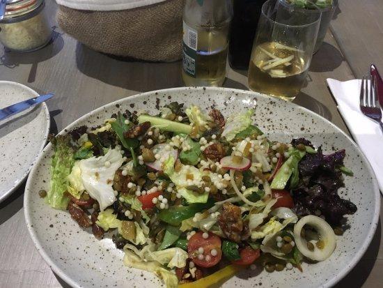 L istazzjon cafe eatery rabat omd men om restauranger - Cuisine bernard falafel ...