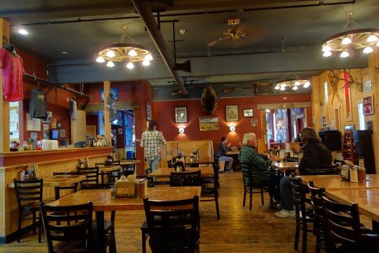 Wild West Pizzeria Saloon