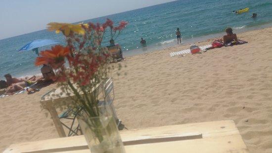 Cabrera de Mar, إسبانيا: Lugar privilegiado