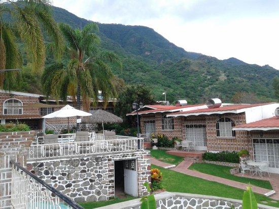 San Juan Cosala, เม็กซิโก: Mama Chuy Hotel & Villas.