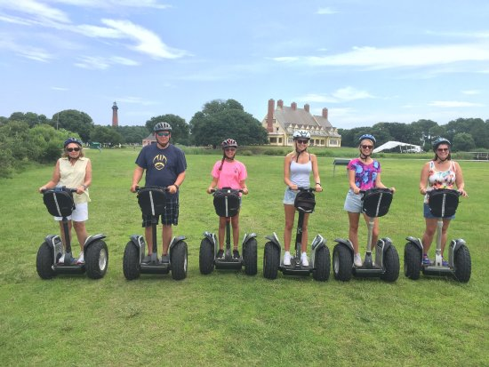 ‪Segway Of The Outer Banks‬