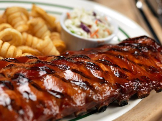 Flanigan's Seafood Bar and Grill: Famous BBQ Ribs