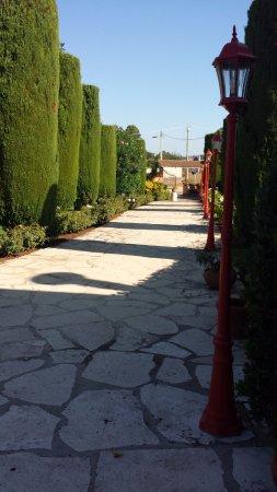 Villa Francesca: Entrata
